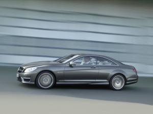 Photo of Mercedes-Benz CL 63 AMG Performance Package facelift