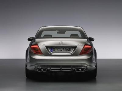 Image of Mercedes-Benz CL 65 AMG
