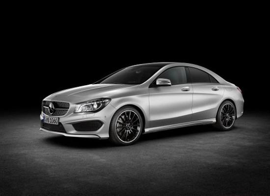 Image of Mercedes-Benz CLA 180 BlueEFFICIENCY