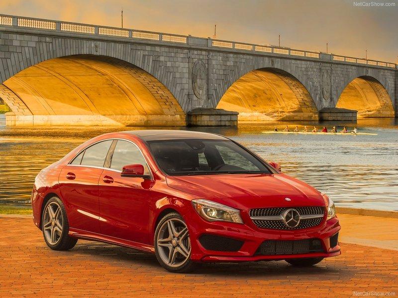 Mercedes-Benz CLA 220 CDI specs, performance data - FastestLaps.com