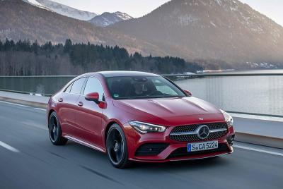 Image of Mercedes-Benz CLA 250