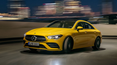 Image of Mercedes-Benz CLA 35 AMG