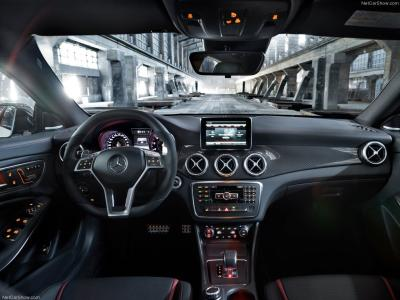 Image of Mercedes-Benz CLA 45 AMG