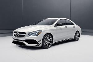 Picture of Mercedes-Benz CLA 45 AMG 4Matic