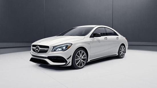 Image of Mercedes-Benz CLA 45 AMG 4Matic