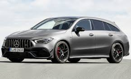 Image of Mercedes-Benz CLA 45 AMG S shooting brake