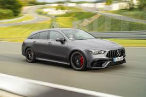 Picture of Mercedes-Benz CLA 45 AMG Shooting Brake