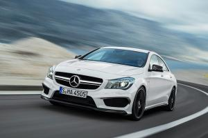Picture of Mercedes-Benz CLA 45 AMG