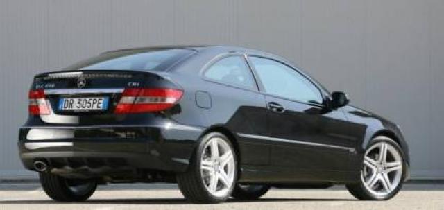 Image of Mercedes-Benz CLC 220 CDI