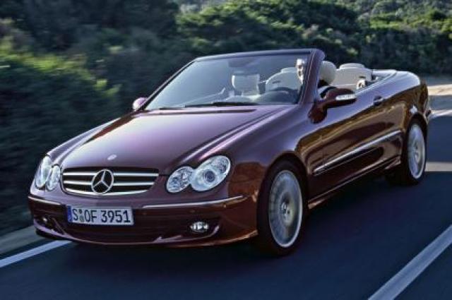 Mercedes Benz Clk 320 Cdi Cabriolet Laptimes Specs