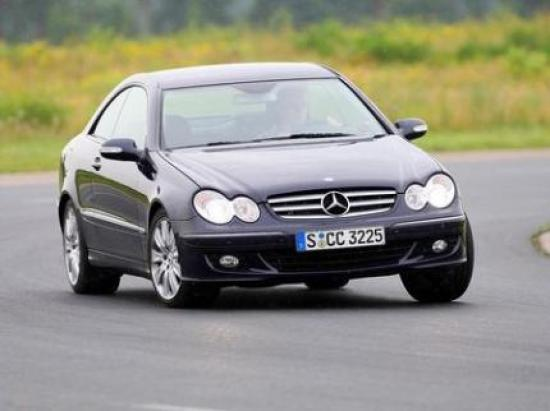 Image of Mercedes-Benz CLK 320 CDI