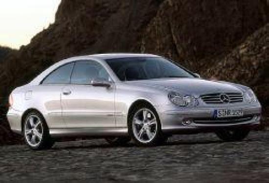 Image of Mercedes-Benz CLK 320