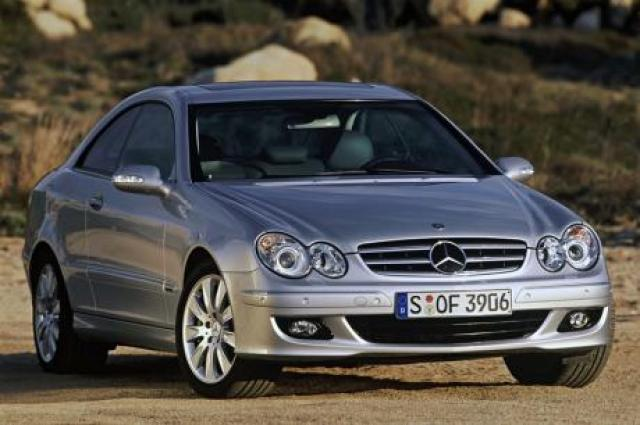 Image Of Mercedes Benz Clk 350