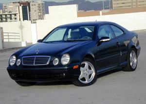 Photo of Mercedes-Benz CLK 430