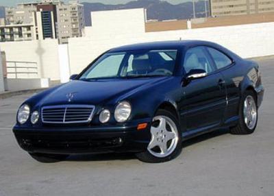 Image of Mercedes-Benz CLK 430