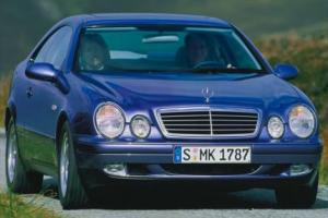 Picture of Mercedes-Benz CLK 430