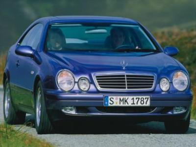 Image of Mercedes-Benz CLK 430