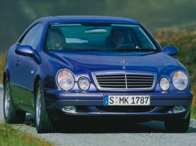 Mercedes Benz Clk 430 Laptimes Specs Performance Data