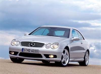 Image of Mercedes-Benz CLK 500