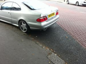 Photo of Mercedes-Benz CLK 55 AMG