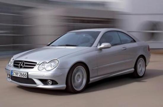 Image of Mercedes-Benz CLK 55 AMG