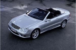 Picture of Mercedes-Benz CLK 55 AMG Cabrio