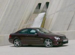 Photo of Mercedes-Benz CLK 63 AMG