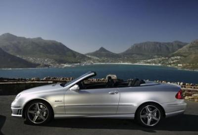 Image of Mercedes-Benz CLK 63 AMG Cabriolet