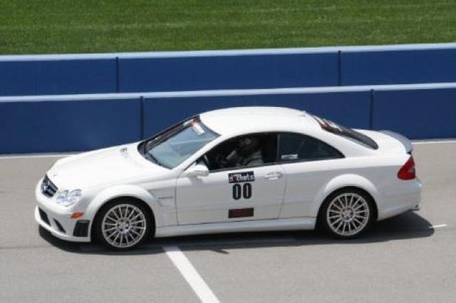 Image of Mercedes-Benz CLK 63 Black Series