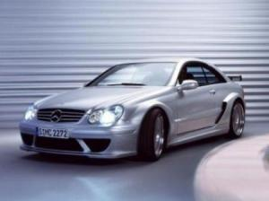 Photo of Mercedes-Benz CLK DTM
