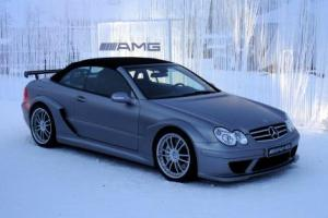 Picture of Mercedes-Benz CLK DTM AMG Cabriolet