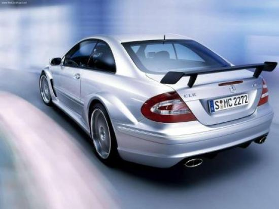 Image of Mercedes-Benz CLK DTM