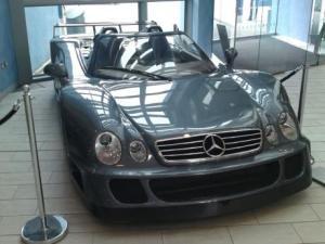 Photo of Mercedes-Benz CLK-GTR AMG