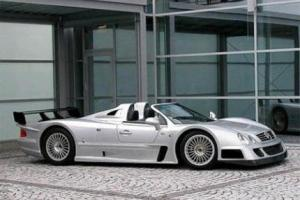 Picture of Mercedes-Benz CLK-GTR AMG