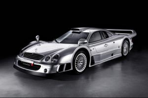 Picture of Mercedes-Benz CLK GTR Ilmor