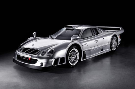 Image of Mercedes-Benz CLK GTR Ilmor