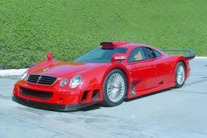 Picture of Mercedes-Benz CLK GTR Super Sport