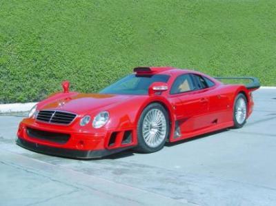 Image of Mercedes-Benz CLK GTR Super Sport