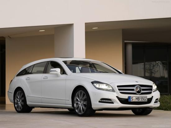Image of Mercedes-Benz CLS 250 CDI