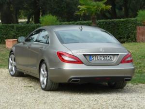 Photo of Mercedes-Benz CLS 350 BlueEFFICIENCY