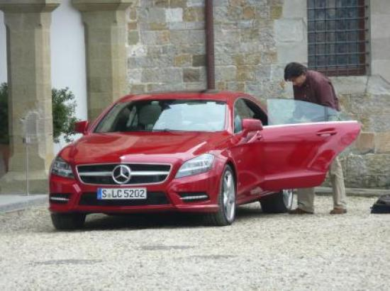 Image of Mercedes-Benz CLS 350 BlueEFFICIENCY