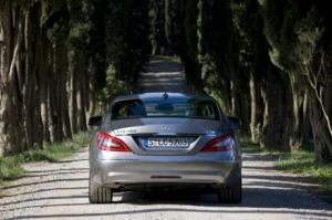 Photo of Mercedes-Benz CLS 350 CDI BlueEfficiency