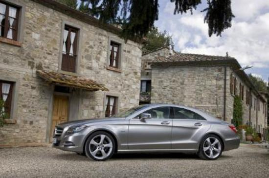 Image of Mercedes-Benz CLS 350 CDI BlueEfficiency