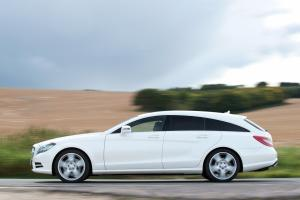 Picture of Mercedes-Benz CLS 350 CDI Shooting Brake