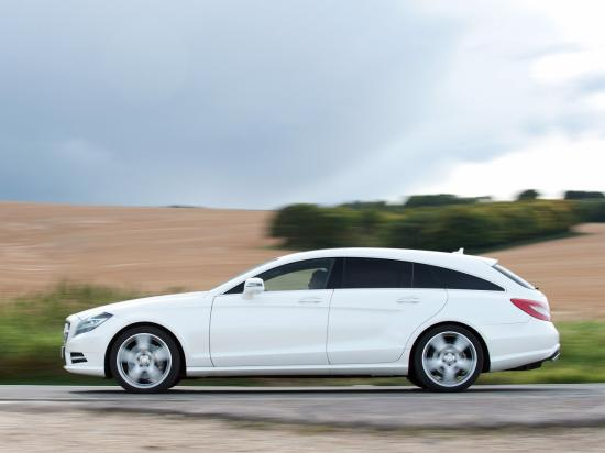 Image of Mercedes-Benz CLS 350 CDI Shooting Brake