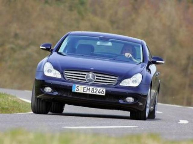 Mercedes-Benz CLS 350 CGI laptimes, specs, performance data
