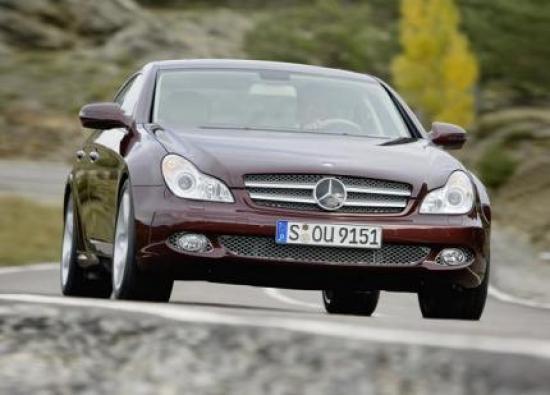 Image of Mercedes-Benz CLS 350