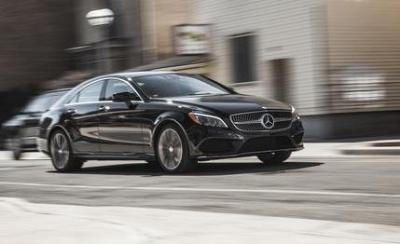 Image of Mercedes-Benz CLS 400 4MATIC