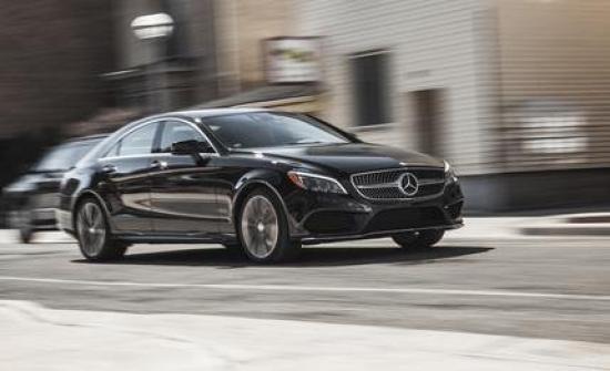 Image of Mercedes-Benz CLS 400 4MATIC