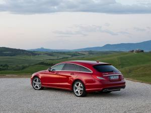 Photo of Mercedes-Benz CLS 500 4Matic Shooting Brake